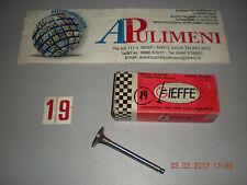 V34278 VALVOLA ASPIRAZIONE FIAT 127 850 COUPE' SPIDER  SEAT IBIZA MARBELLA GIEFF