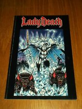 Lady Death Reckoning by Brian Pulido *Scarce* (Paperback)< 0964226014