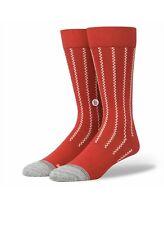 STANCE Vintage St. Louis Cardinals Fusion 645 Dress Crew Socks Large New Men's