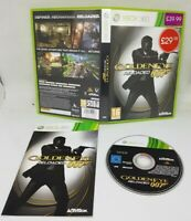 Goldeneye 007 Reloaded Xbox 360 Game Near Mint Complete PAL UK Fast Free P&P