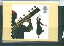 GB-schede PHQ -2006 - Europa-SUONI DI GRAN BRETAGNA-SET COMPLETO MINT