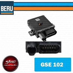 ORIGINAL BERU Glühsteuergerät GSE102 0522140701 0522140101 6 Zylinder BMW NEU