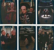 BABYLON 5 1998 Season 5 One Exit At A Time Insert Card SET!!! NM/M E1 - E6