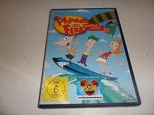 DVD  Phineas und Ferb - Team Phineas und Ferb
