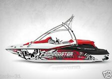 GRAPHIC KIT DECAL BOAT SPORTSTER SEA DOO SPEEDSTER SPORT WRAP DARK WATER