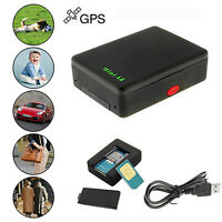 Global Locator Real Time Car Kid A8 GSM/GPRS/GPS Tracker USB Cable Eyeable