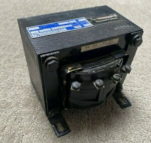 HEVI-DUTY ELECTRIC 1kva pri-240/480v sec-120/240v Isolation Control Transformer