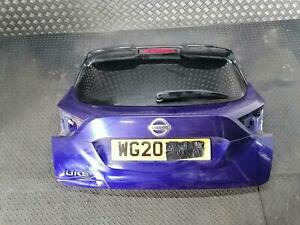NISSAN JUKE MK2 F16 TAILGATE BOOT LID BLUE RBN DAMAGED SEE PICTURES 2019-2021