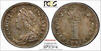 Great Britain George II Silver 1759 1 Penny PCGS MS64 TOP GRADED KM# 567 (304)