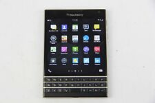 Blackberry Passport - 32 GB Negro (Desbloqueado) Excelente Estado, GARDE A,