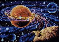 Counted Cross Stitch Kit PANNA - Galaxy