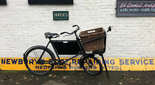 More details for enamel sign newbury's boot repairers redfern rubbers fitted c1930 12ft x 1ft