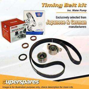 Timing Belt Kit & Water Pump for Toyota Estima MCR30 40 Kluger MCU28R 3.0L 3.3L