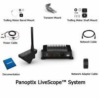 NEW Garmin Panoptix LiveScope System with Black Box and Transducer 010-01864-00