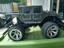 NIKKO R/C Remote Control Truck HUMMER w/ Remote - Battery & Charger tested works