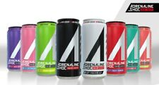 Adrenaline Shoc Smart Energy 16 ounce (Pack of 16)
