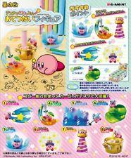 Re-Ment Miniature Star Kirby's Desktop Figure Stationery Full Set 8 pcs Rement