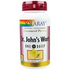 Solaray - St. John's Wort, 900 mg, 60 Tablets