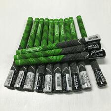 13 Set Golf Pride Mcc Golf Grips Multicompound Plus 4 Standard- Green