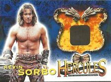 More details for hercules the legendary journeys kevin sorbo hc1 costume card      rare