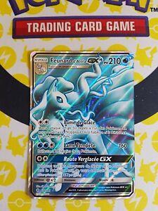 Carte Pokemon Feunard d'Alola GX 132/145 SL2 Gardiens Ascendants Neuve FR