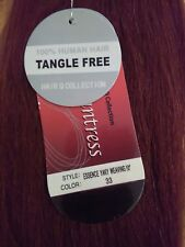 """Enchantress Human Hair 10"""" Color 33 New"""