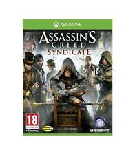 Pal version Microsoft Xbox One Assassin's Creed Syndicate