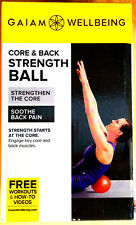 Gaiam Core And Back Strength Ball