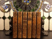 1755 1st ed History of Reign of Louis XI FRANCE Valois Charles the Bold 6v SET