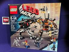 Lego Movie 70807 MetalBeard's Duel 412 pc brick set SEALED NEW