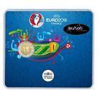 Pièce 2 euros commémorative FRANCE 2016 - Coupe de l'UEFA - Brillant Universel
