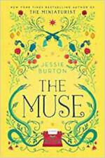 The Muse, Excellent, Burton, Jessie Book