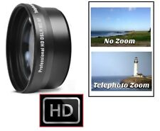 NEW PRO HD 2x TELEPHOTO LENS for CANON XH G1S A1S