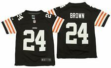Nike NFL Youth Cleveland Browns Brown #24 Jersey, Brown