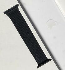 Genuine New Apple Watch Stainless Steel Space Black Milanese Loop - 42/44mm