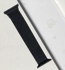 *SALE PRICE* New Apple Watch Stainless Steel Space Black Milanese Loop - 42/44mm