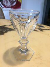 Baccarat Modele Harcourt Verre À Vin Blanc En Cristal Parfait Etat 11,5 Cm