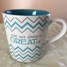 You are Doing a Great Job Holiday Coffee Cup Christmas Employee Gift Team Work
