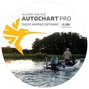 Humminbird AutoChart PRO PC Software