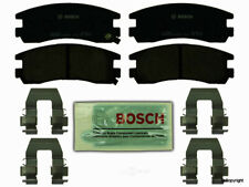 Disc Brake Pad Set-Bosch QuietCast Rear WD Express 520 06980 462