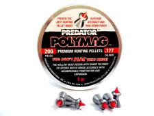 Predator Polymag Premium Hunting Pellets | .177 cal, 8gr, 200ct