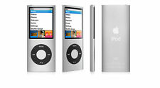 Apple iPod nano 4th Generation Silver 8 GB MB598LL/A Media Player with Camera