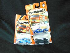 MATCHBOX POLICE CARS TROUBLE TRACKER, CHEVY IMPALA, & FORD EXPEDITION *1*