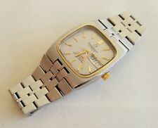 GENT'S DAY-DATE OMEGA CONSTELLATION AUTOMATIC CHRONOMETER WRIST WATCH