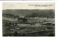 CPA-Carte Postale-FRANCE-Camp de Courtine- Vue Générale- Mess Caserne