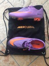 Nike Mercurial Vapor VI FG Scarpa Calcio usata Poco.Nº 45. occasione