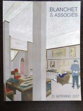 Catalogue vente Drouot 2007 Estampes Tableau Art Moderne Galerie Paule Cailac