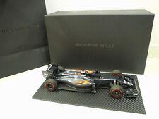 AUTHENTIC RICHARD MILLE Watch FORMULA1 McLaren MP4-31 Honda 1/18 AMALGAM CAR NEW