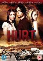 Hurt DVD (2011) Melora Walters, Stepansky (DIR) cert 15 ***NEW*** Gift Idea Film