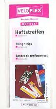 10 Heftstreifen selbstklebend Ablage ohne Lochung Heftfix Veloflex 105 mm lang